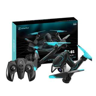 ZOWFUN Alpine Griffon 01 Drone with 4 EXTRA BATTERIES