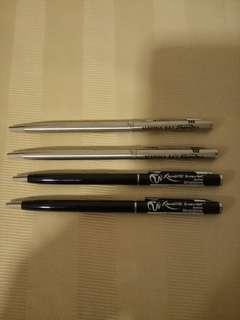 MBS /RWS pens