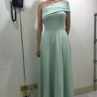 Apartment 8 Mint green Gown