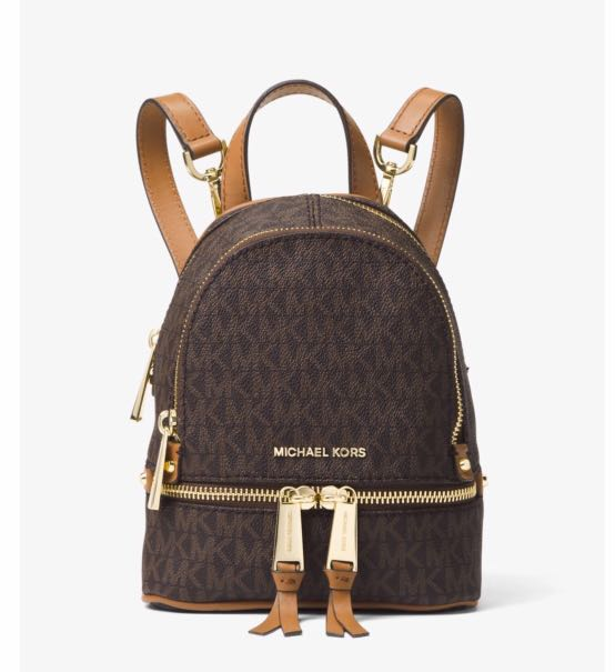 8f0ef7832c81 ... australia authentic michael kors backpack preloved womens fashion bags  wallets on carousell 7862c 16e68
