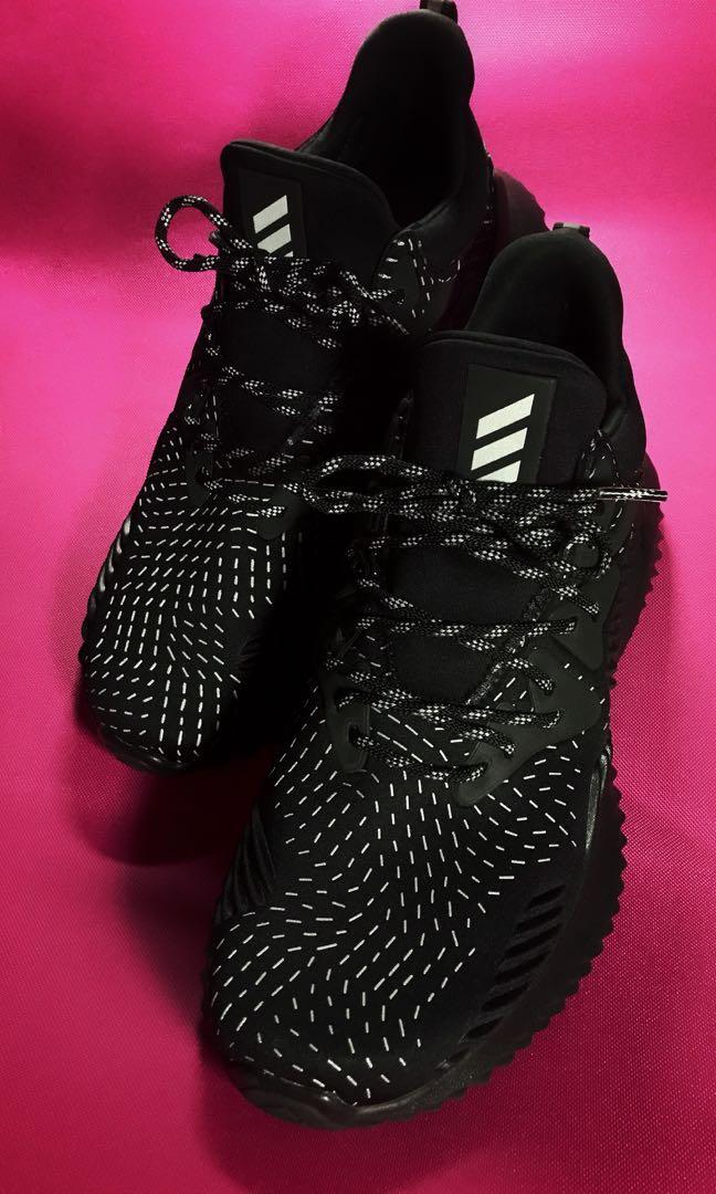 499965a3c Adidas Alphabounce Beyond RFL triple black