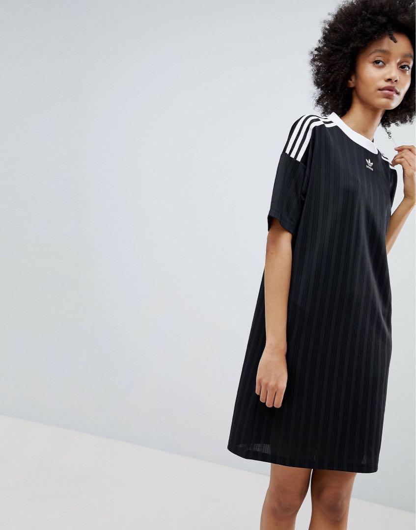 adidas Originals adicolor Three Stripe Dress