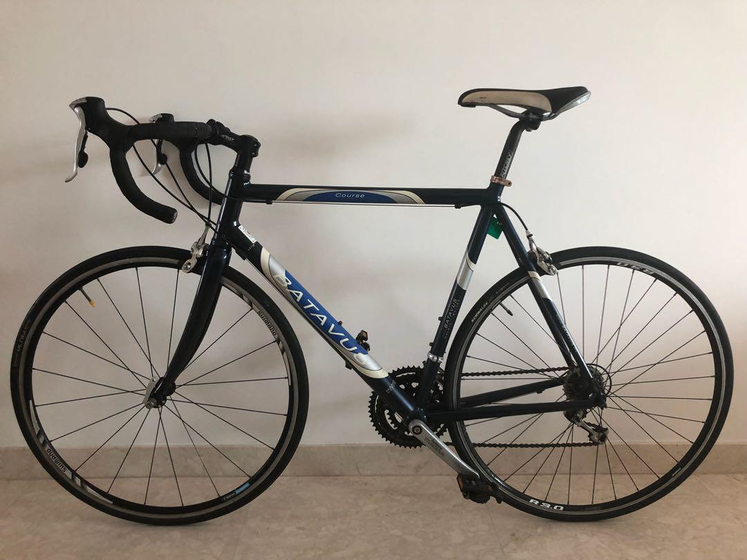 Verrassend Batavus Course, Bicycles & PMDs, Bicycles, Road Bikes on Carousell FN-48