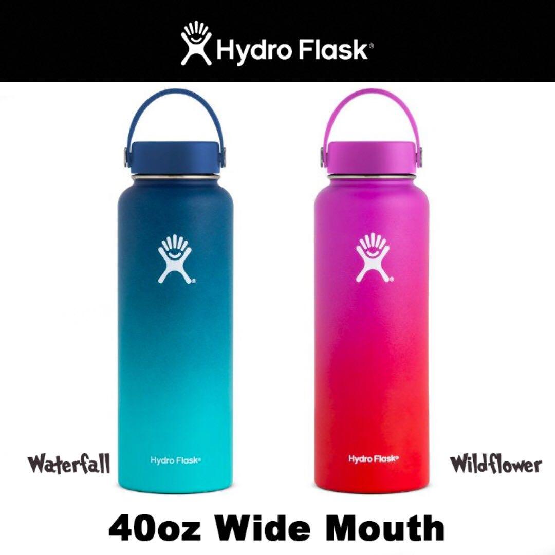 limited edition hydro flask escape