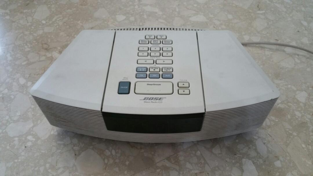Bose Lifestyle Media Center CD Player/LCD Display/Console