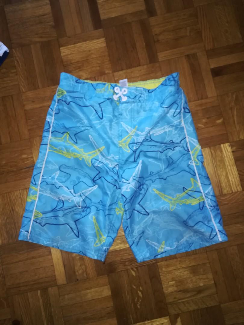 Boys swim shorts size 8