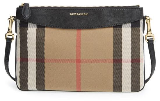 5a5a9298123 Burberry sling bag/pouch (OUTLET PRICE), Women's Fashion, Bags & Wallets, Sling  Bags on Carousell