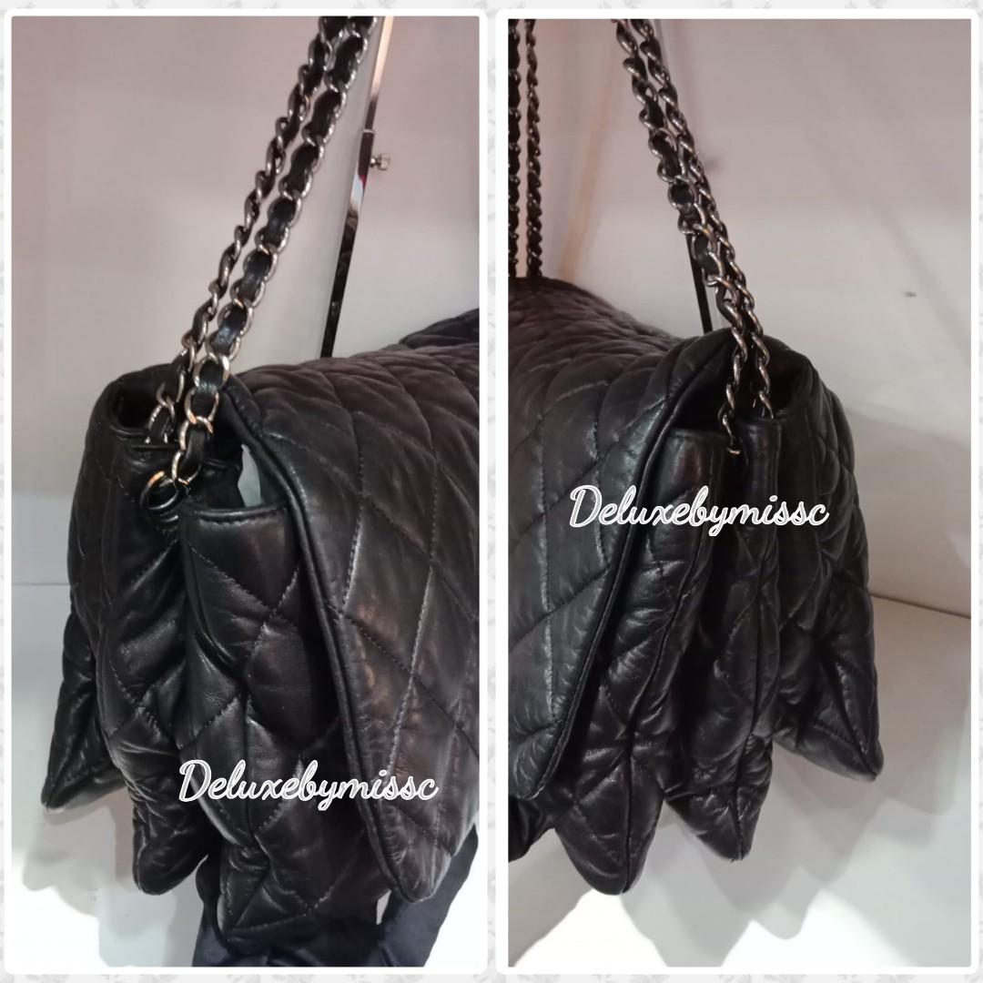 e476276eca1ed5 Chanel Maxi 3 Flap Bag, Luxury, Bags & Wallets, Handbags on Carousell