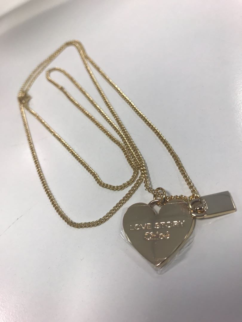 815587bf Chloe Love Story Necklace