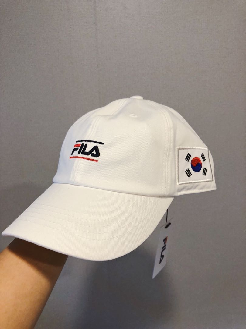 FILA Cap (Korean Edition) 1048c790c963