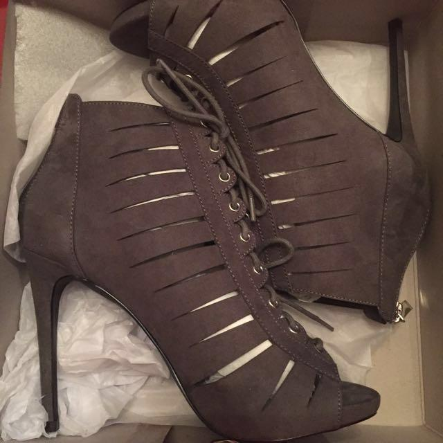 Grey Guess Shoes