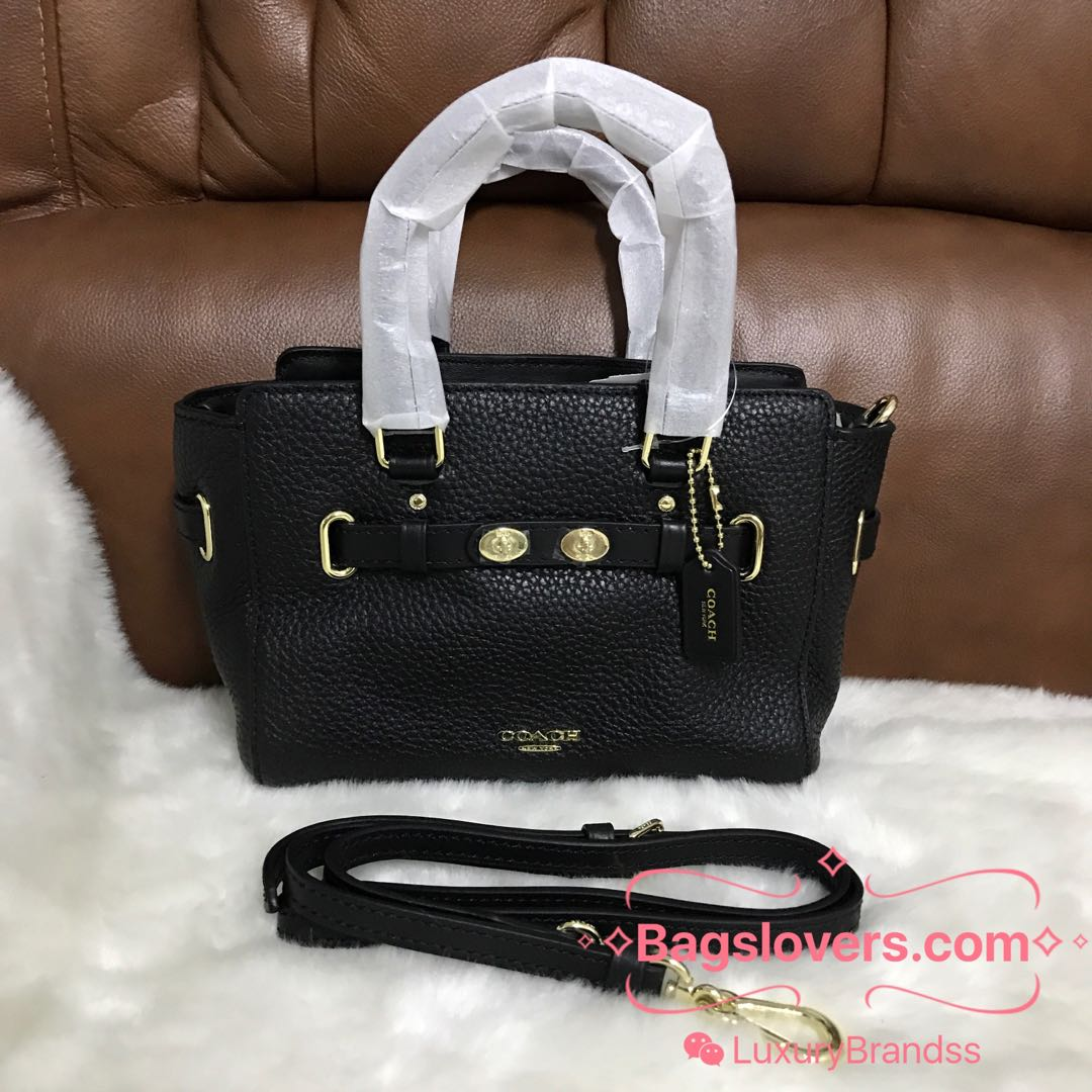 b96d938e0b4 ❤️Hari Raya Sale Coach small tote bag, Luxury, Bags & Wallets ...