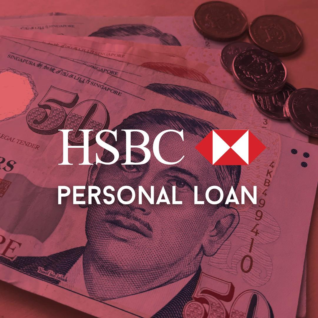 HSBC's Personal Loan