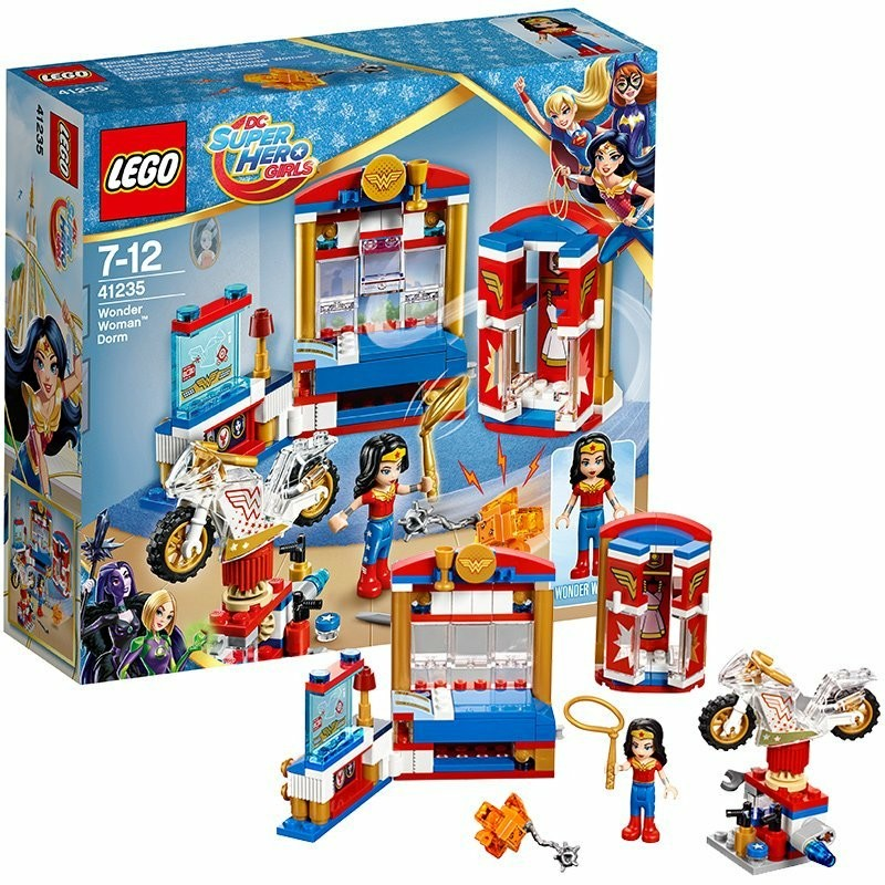 Lego DC Superheroes Girls - Wonder Woman Dorm