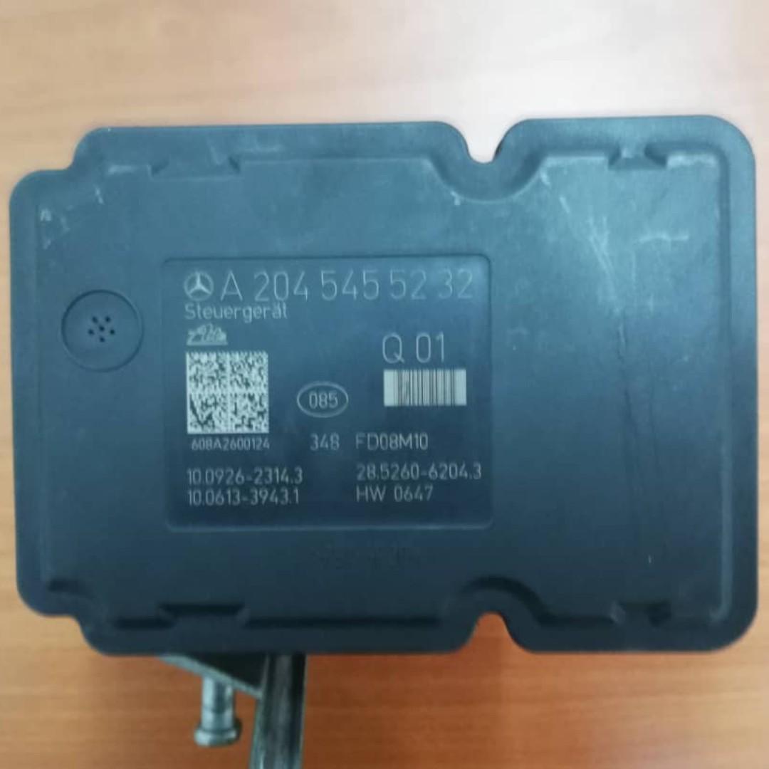 MERCEDES C-CLASS W204 ABS SP MODULE REPAIR, Auto Accessories