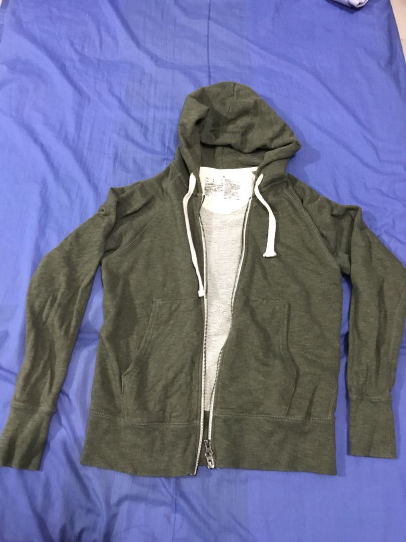 76c6755e Muji Hoodie, Men's Fashion, Clothes, Outerwear on Carousell