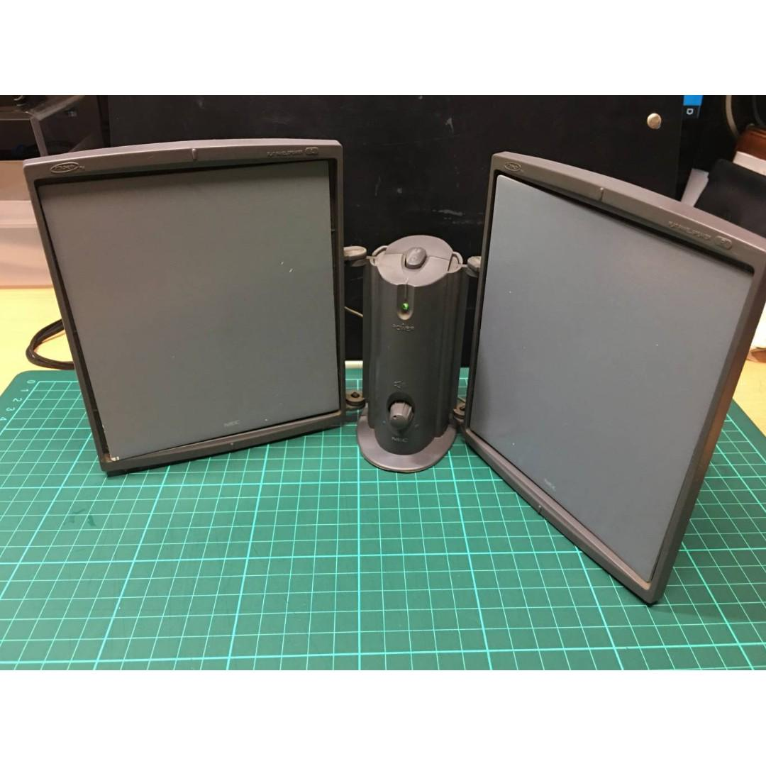 NEC pc speaker 電腦平板喇叭 NEC as-610e