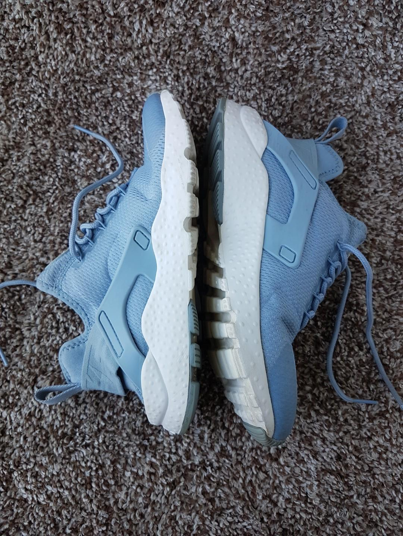 Nike Air Huarache Run Ultra - Blue Grey - 100% Original