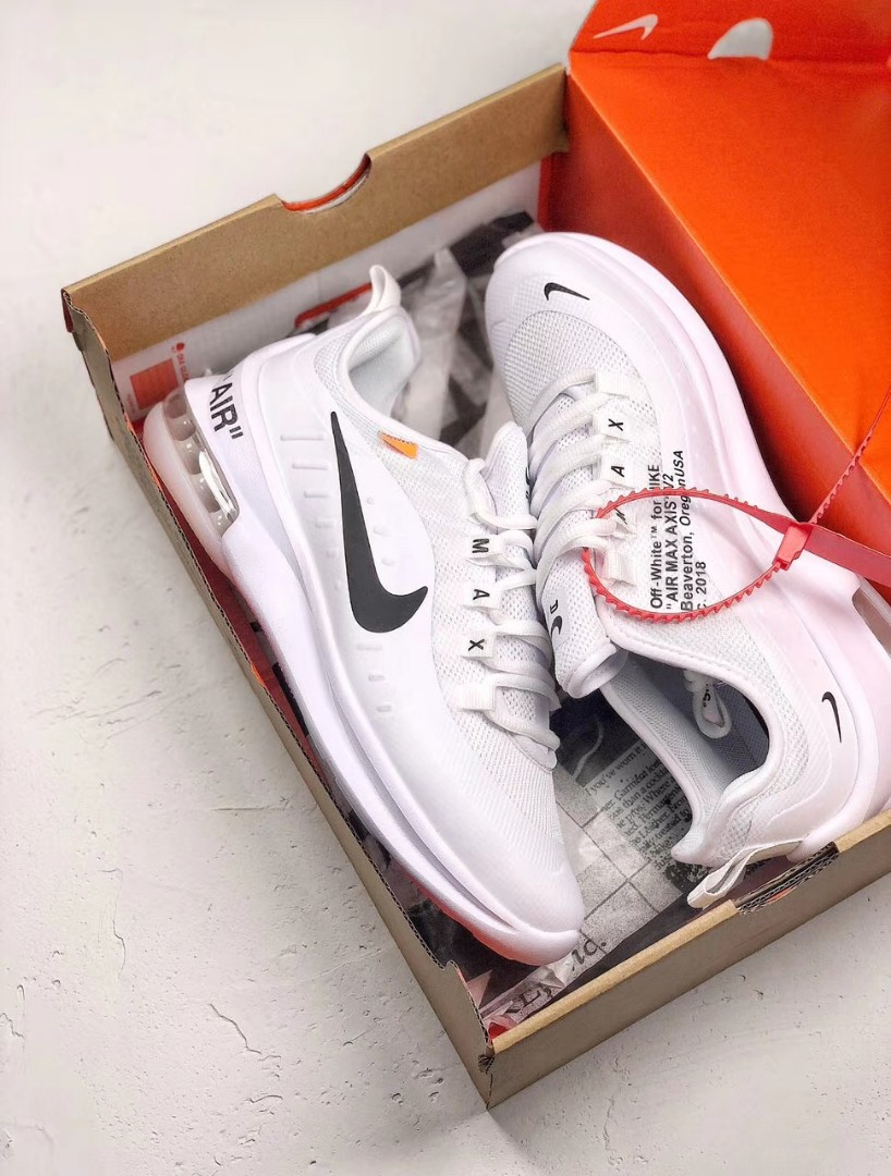 2487f778dd Nike Air Max 98 x Off White, Women's Fashion, Shoes, Sneakers on ...