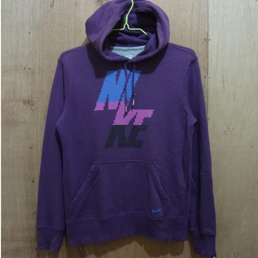 NIKE ATHLETIC DEPARTMENT PULLOVER HOODIE - MEDIUM