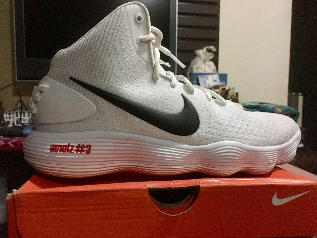 Nike Hyperdunk triple white 2017 c1ff81a824