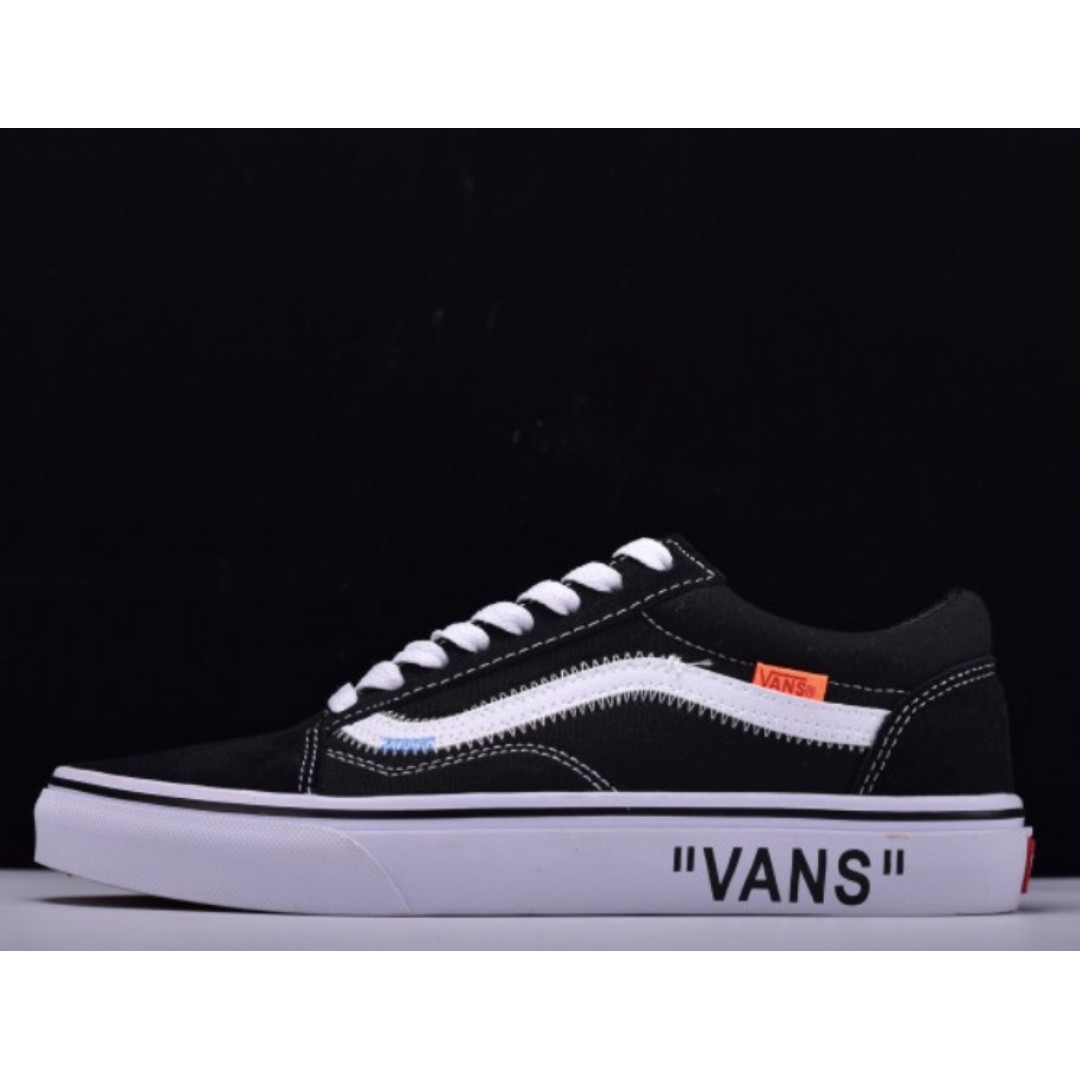 a6bcb536a769 OFF-WHITE x Vans Old Skool Sneakers