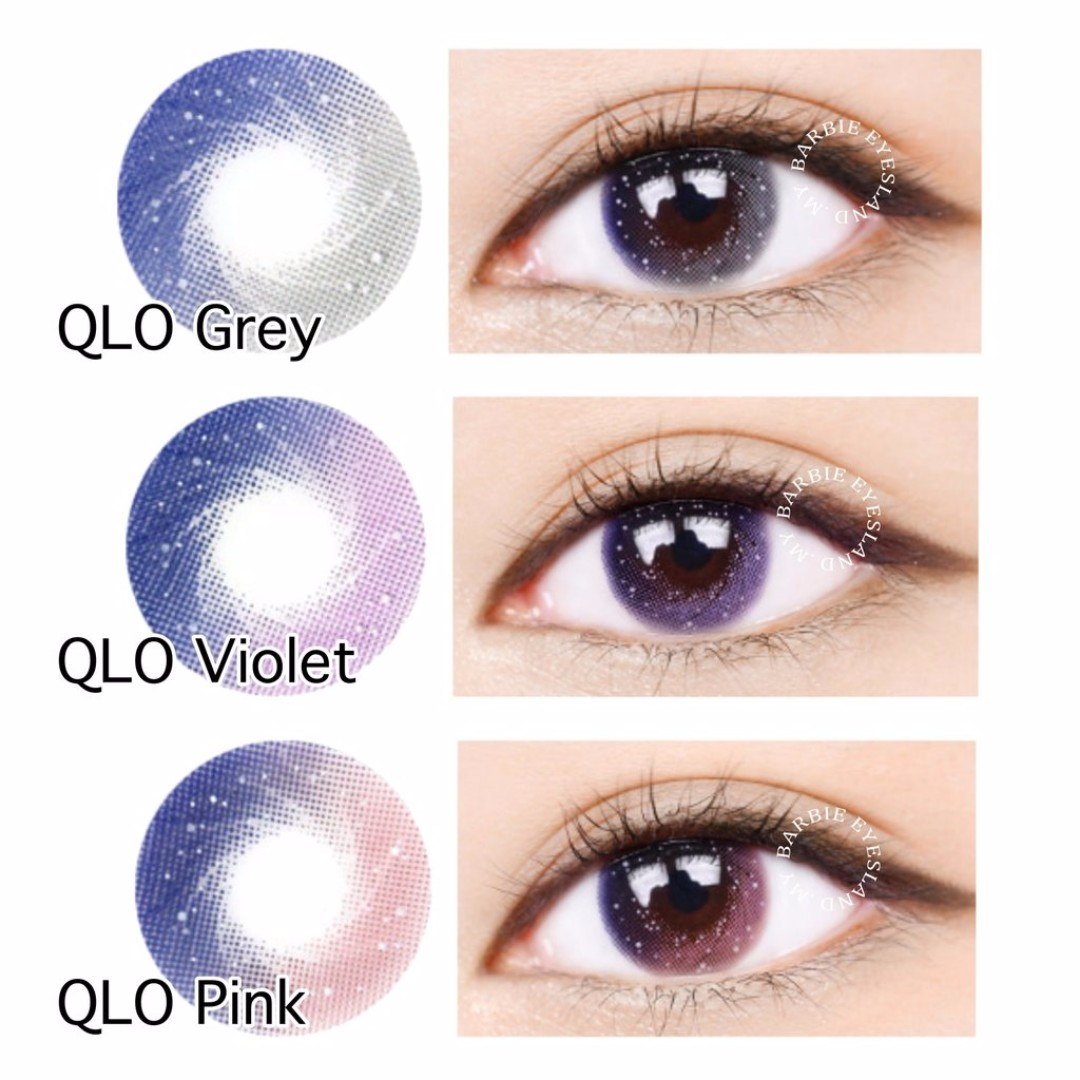 Image result for QLO pink lens