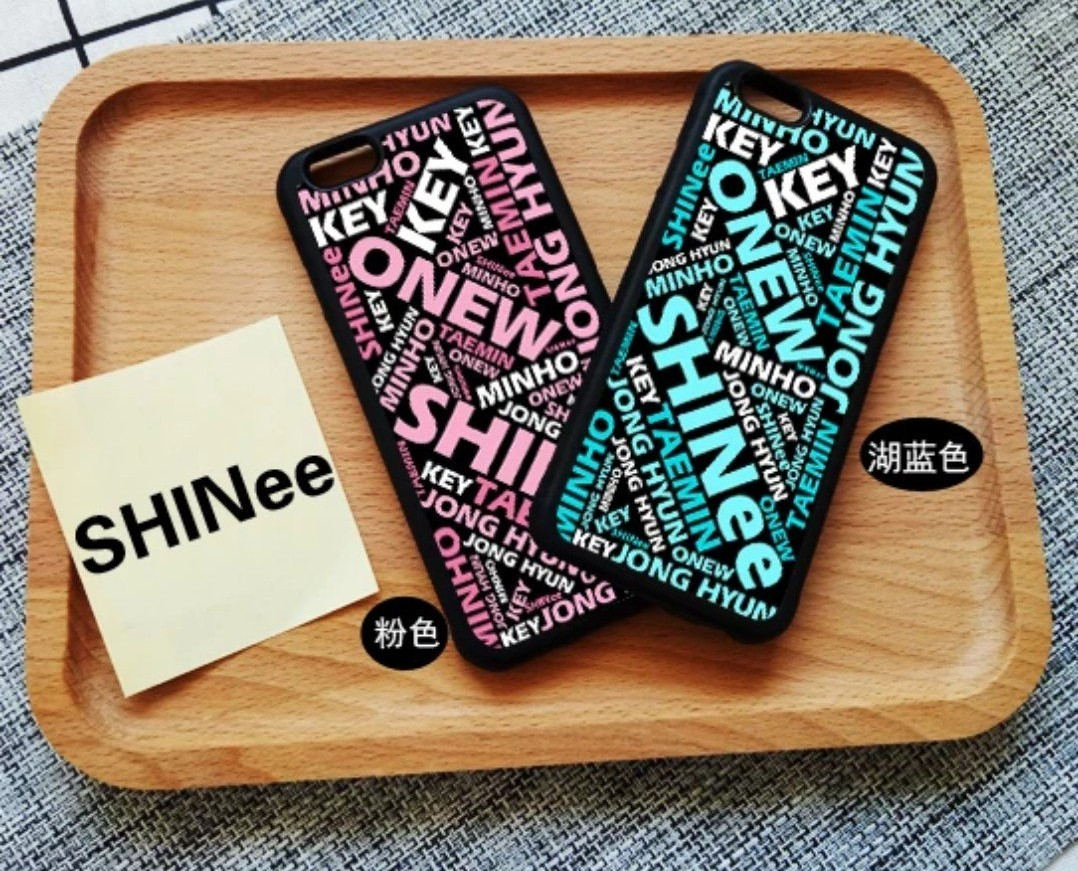 Shinee Phone Case Designs Set 2 Mobile Phones Tablets Goospery Samsung S8 Plus Hybrid Dream Bumper Jet Black Tablet Accessories Cases Sleeves On Carousell