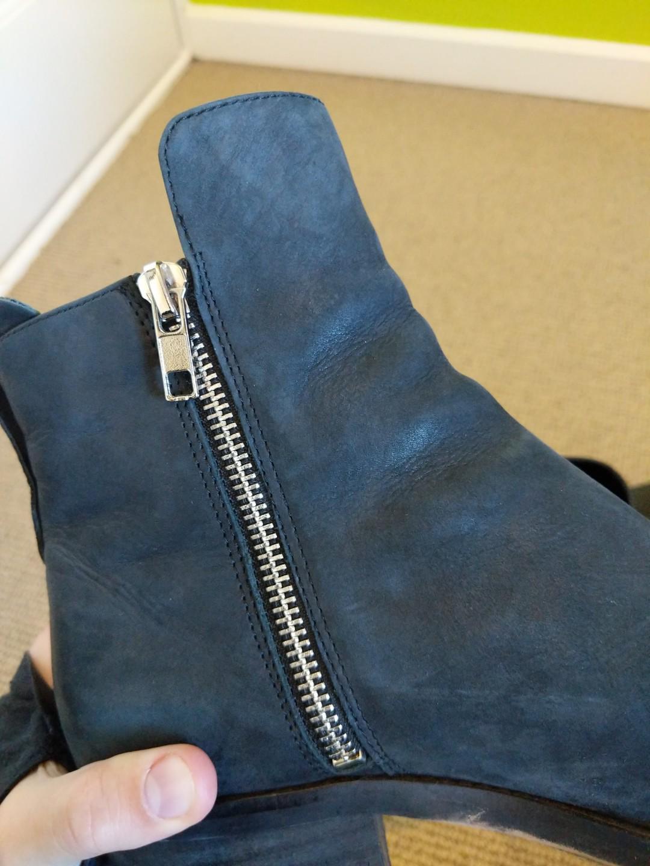 Tony Bianco Leather Boots (AU Size 8)
