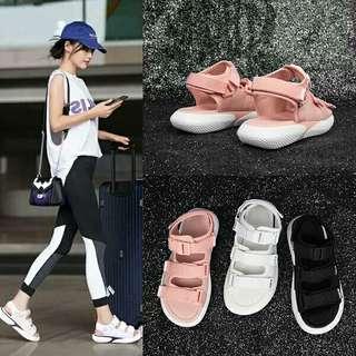 (Preorder)Unisex couple sandals