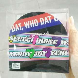 🇰🇷Red Velvet Wide Tape Set 闊膠紙套裝