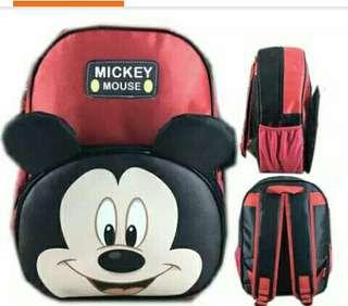 Tas ransel micky mouse