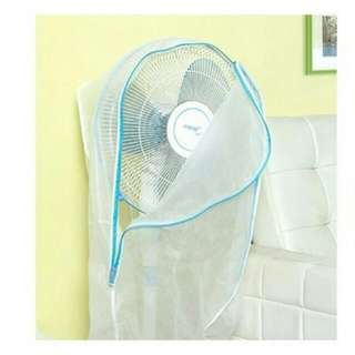 2 FOR $10 CLEARANCE Dust Cover Protector For Standing Fan