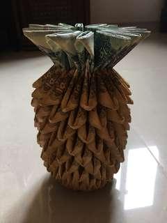 人民幣  一分 二分 菠蘿