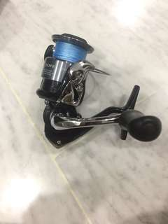 Shimano Sienna fishing reel 2500