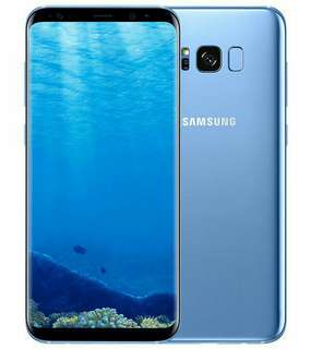 High Cash offer for used Samsung S8 plus/s8
