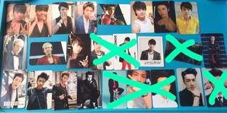 Super Junior東海小卡 自帶價