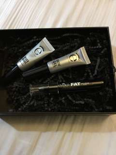 EyeKo set,black magic mascara 4ml,brow gel 4 ml and fat eyestick smoke 4g