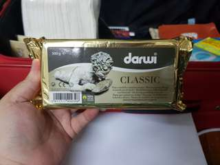 Darwi Grey Clay