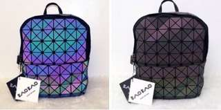 COLOR CHANGING BACKPACK