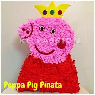 🎊 PEPPA PIG PINATA