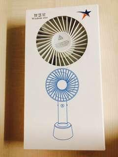 手握便擕式風扇 portable fan (五色)