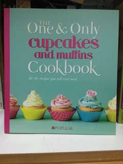 The One & Only Cupcakes and Muffins Cookbook