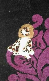 Boneka Anak Macan Tutul