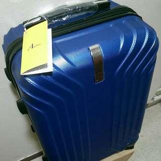 "Aaplus 20"" luggage 璀璨藍 登機箱"