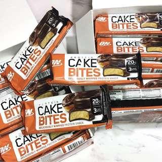 🚚 🇺🇸ON optimum nutrition 巧克力甜甜圈 高蛋白棒