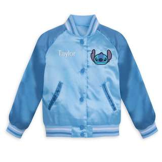 Personalised Stitch Varsity Jacket