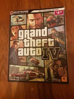 free mail: Grand Theft Auto IV 4 Guide