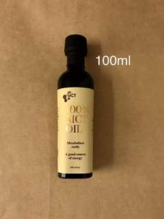 dr. MCT 100% MCT Oil 100ml dr.MCT