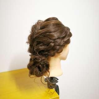 Hairdo service